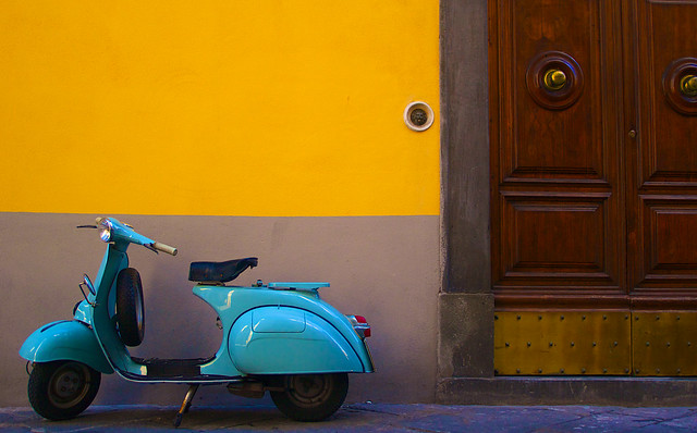 The colors of Lucca.