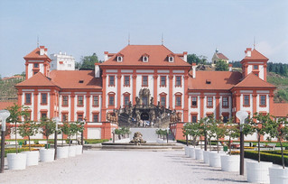Image of Troja near Sedlec. 2000 czech prague prag troja praha czechrepublic vltava moldau friendshipforce