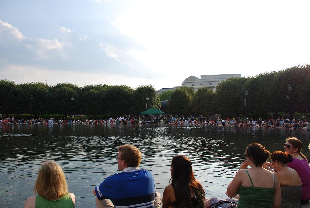 Jazz in the Sculpture Garden