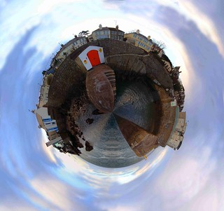 planet of dalkey harbour