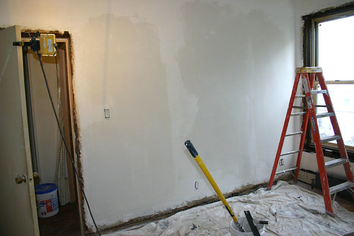 Is Plaster Better Than Drywall : How to skimcoat a wall like pro almost old house web