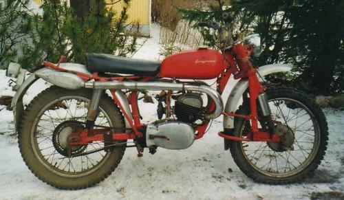 1955 lindstrom 175 cross