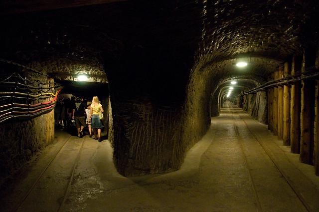 Wieliczka Salt Mine, Poland