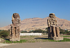 Witness the great Colossi of Memnon - Things to do in Luxor
