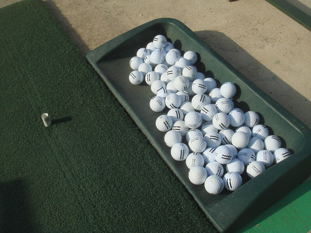 Diversey Golf Driving Range > Balls