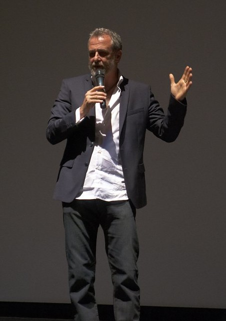 Director Ari Folman at TIFF08