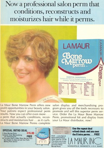 bone marrow perm