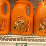 Cost of a Gallon of Orange Juice