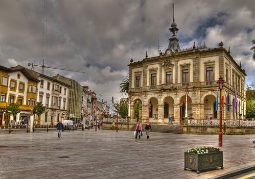 Hostal el congreso plaza del ayuntamiento 25 villaviciosa for Ayuntamiento de villel de mesa