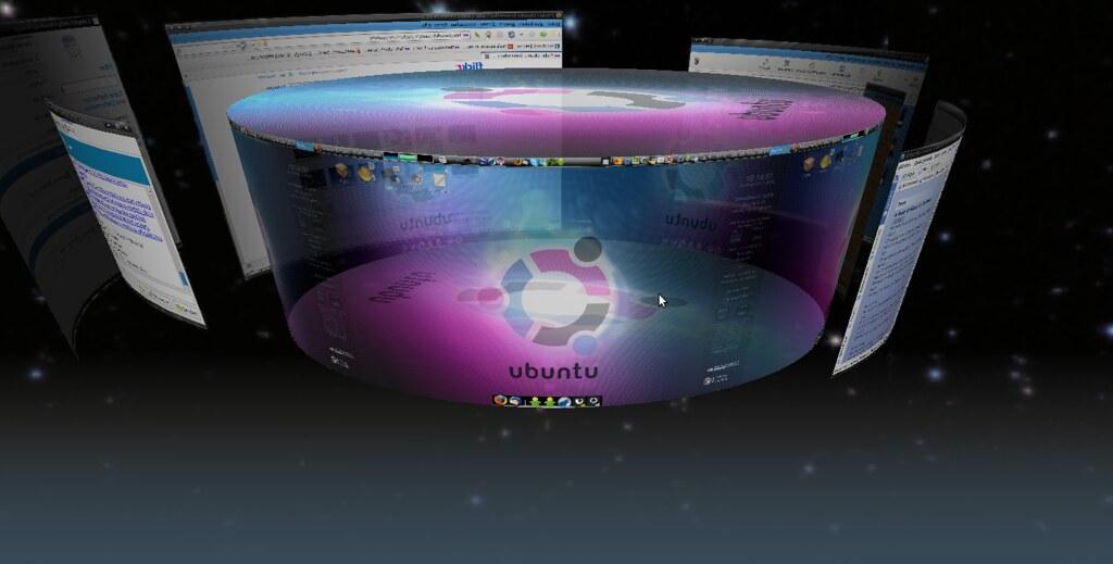 ubuntu 8.10 compiz