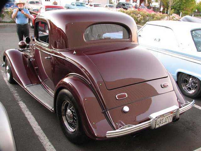 1935 chevrolet 3 window coupe custom 39 4rij277 39 4 for 1935 3 window coupe
