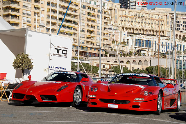 ferrari enzo and f50 a photo on flickriver. Black Bedroom Furniture Sets. Home Design Ideas