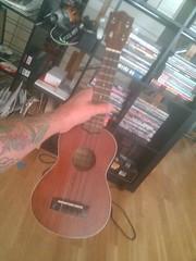 I got my uke!
