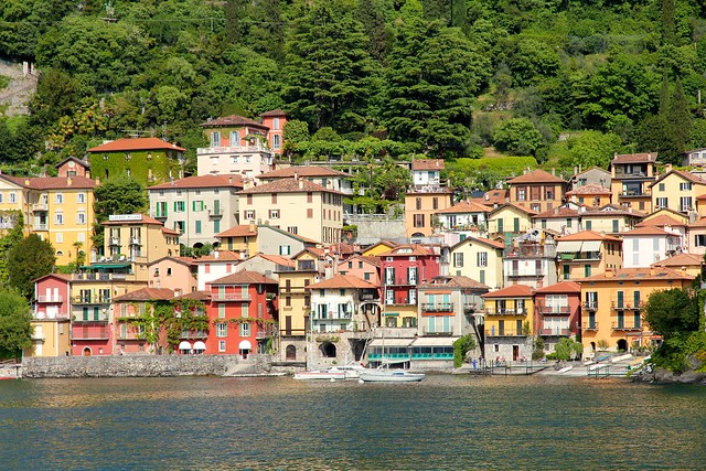 Varenna on Lake Como