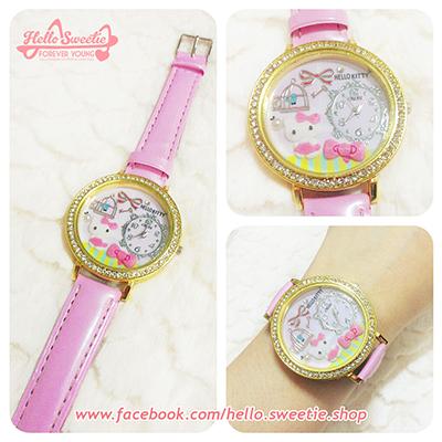 ☆ HELLO SWEETIE ☆ Đồng hồ/Phụ kiện thời trang mẫu mã chọn lọc (F21, H&M, Hello Kitty) - 1