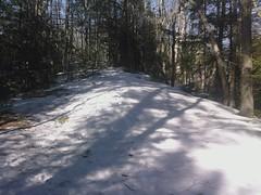 Ridge near Wildcat Falls
