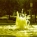 Small photo of MIAD Fountain Yellow