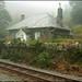 Trackside cottage