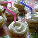 Yummy Harvey Wallbanger Cupcakes!