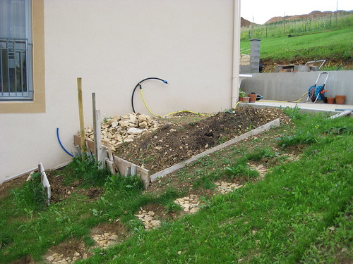 Soutenement 8m de long 1m de haut votre avis au - Mon voisin fait du feu dans son jardin ...