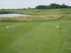 Golf Blue Green Bordeaux Pessac