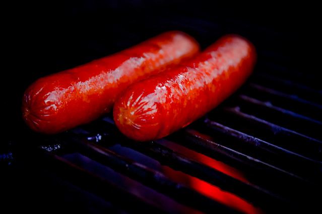 Summer=Grill=Hotdogs!