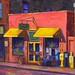 Sunnyside_Cafe_Weaverville by jeffpittmanart