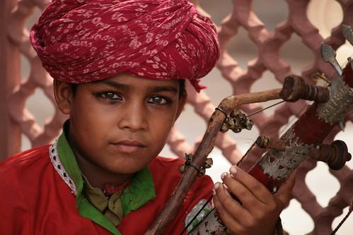 Gorgeous eyed Akbar
