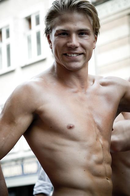Pride 06: Flex those muscles