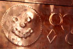 metal, close-up, copper,