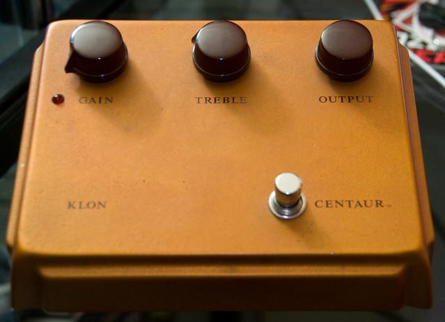 Photo:Klon Centaur By ArtBrom