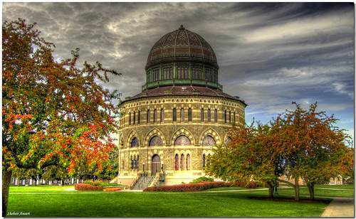 Nott Memorial, Union College