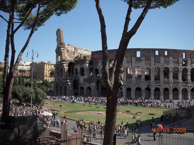 140 - Palatino y Foro Romano