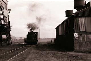 Polkemmet Colliery, West Lothian