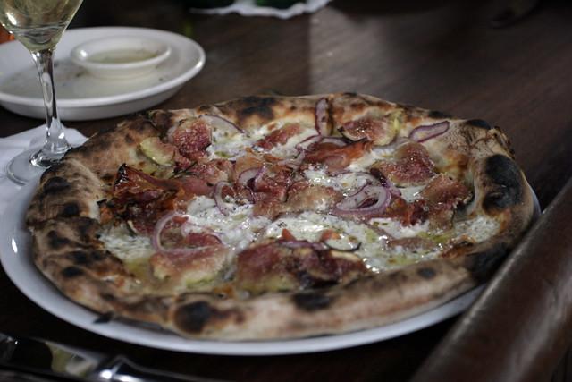 Pizzeria Bianco Fig Pizza
