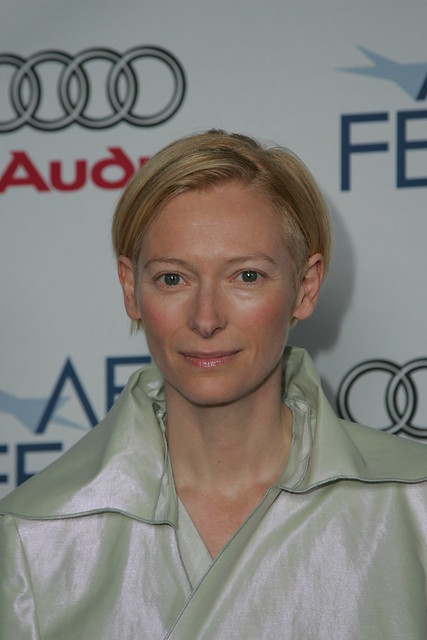 Tilda Swinton, AFI Film Festival Los Angeles 2009