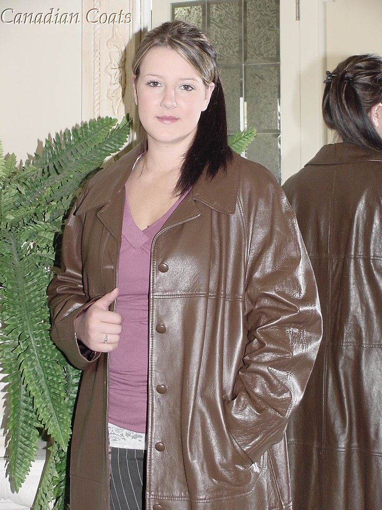 Leather jackets for girls