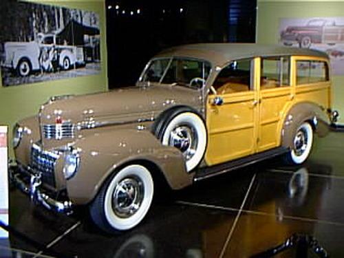 Chrysler automotive museum