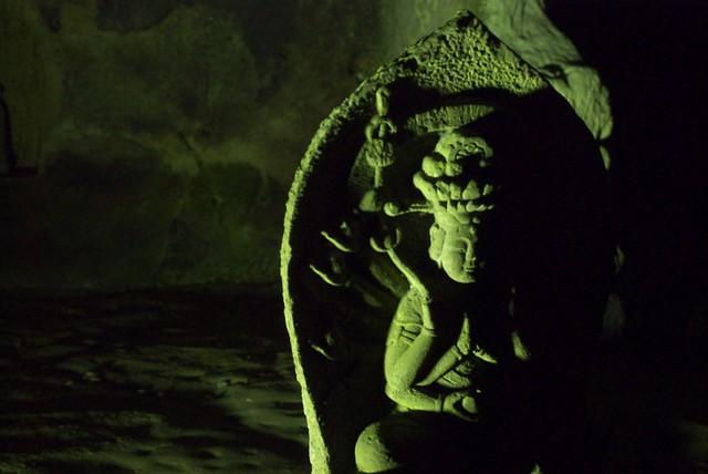 瑞巌寺 石像