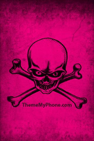 3059513167 54d89e80d3 Pink Skull Wallpaper