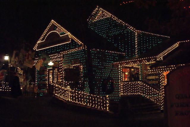 Silver dollar city christmas lights flickr photo sharing
