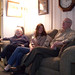 Small photo of Auntie Beverly, Cousin Angie & Unkie Casey