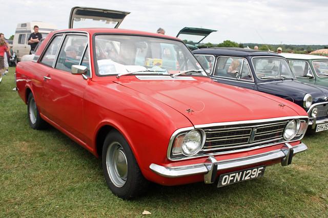 1968 Ford Cortina Super 2 Door Mk2 | Flickr - Photo Sharing!