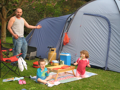 Top 10 Tips for Camping with Kids