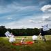 { kites are the new parasol } by Lori Elizabeth