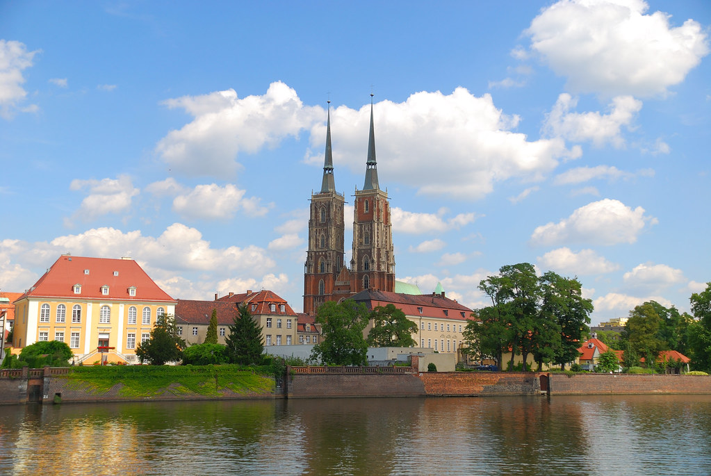 Wroclaw's Cathedra