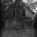 Creepy House at the Ghost Town of Mandan, Michigan