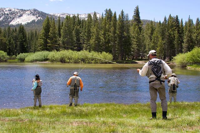 Fishing in yosemite flickr photo sharing for Fishing in yosemite