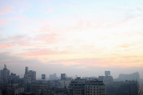 Cairo at Dawn