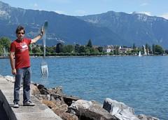 Vevey (VD) - Switzerland - Juillet 2008